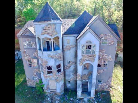 Abandoned Resort Mansions - Indian Ridge Resort - Branson West, MO