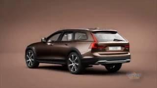 2017 Volvo V90 Cross Country Presentation