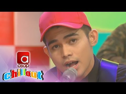 ASAP Chillout: Inigo Pascual sings acoustic version of 'Dahil Sa'Yo'