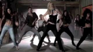 Heather Morris: Dancing to Pitbull's Give Me Everything