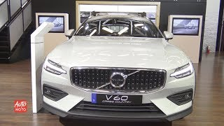 2019 Volvo V60 Cross Country T5 - Exterior And Interior Walkaround - 2019 Montreal Auto Show