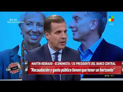 Es un error, no tiene sentido ir al FMI, dijo Redrado