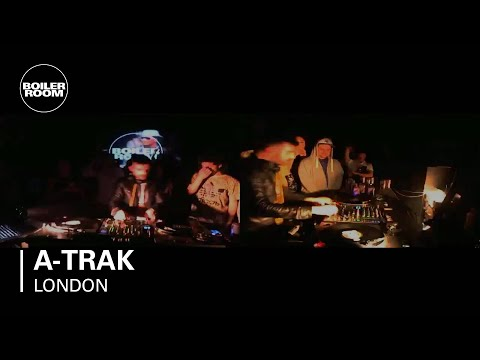 A-Trak Boiler Room London DJ Set