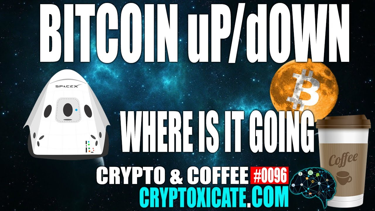 TIRED OF HOLDING BITCOIN? - Crypto & Coffee #0096