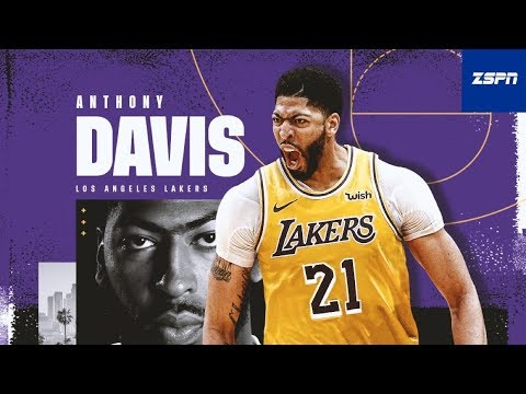 Anthony Davis Traded to the Lakers | Anthony Davis Lakers 2019 | Kyle Kuzma Remains a Laker