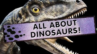 The Best Of Dinosaurs | Facts About Dinosaurs | Lab 360