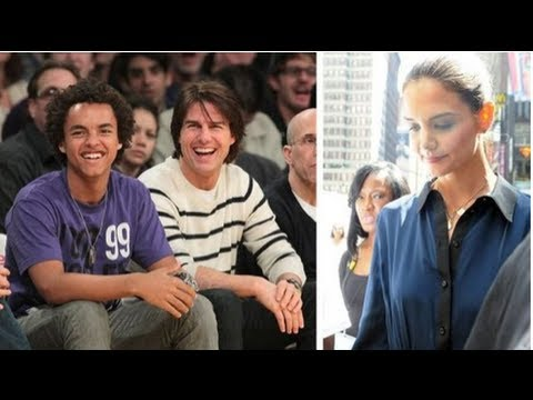 Katie Holmes Without Wedding Ring, Tom Cruise Celebrates Birthday, Connor Cruise Responds