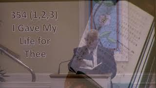 Worship Service     3 28 2021