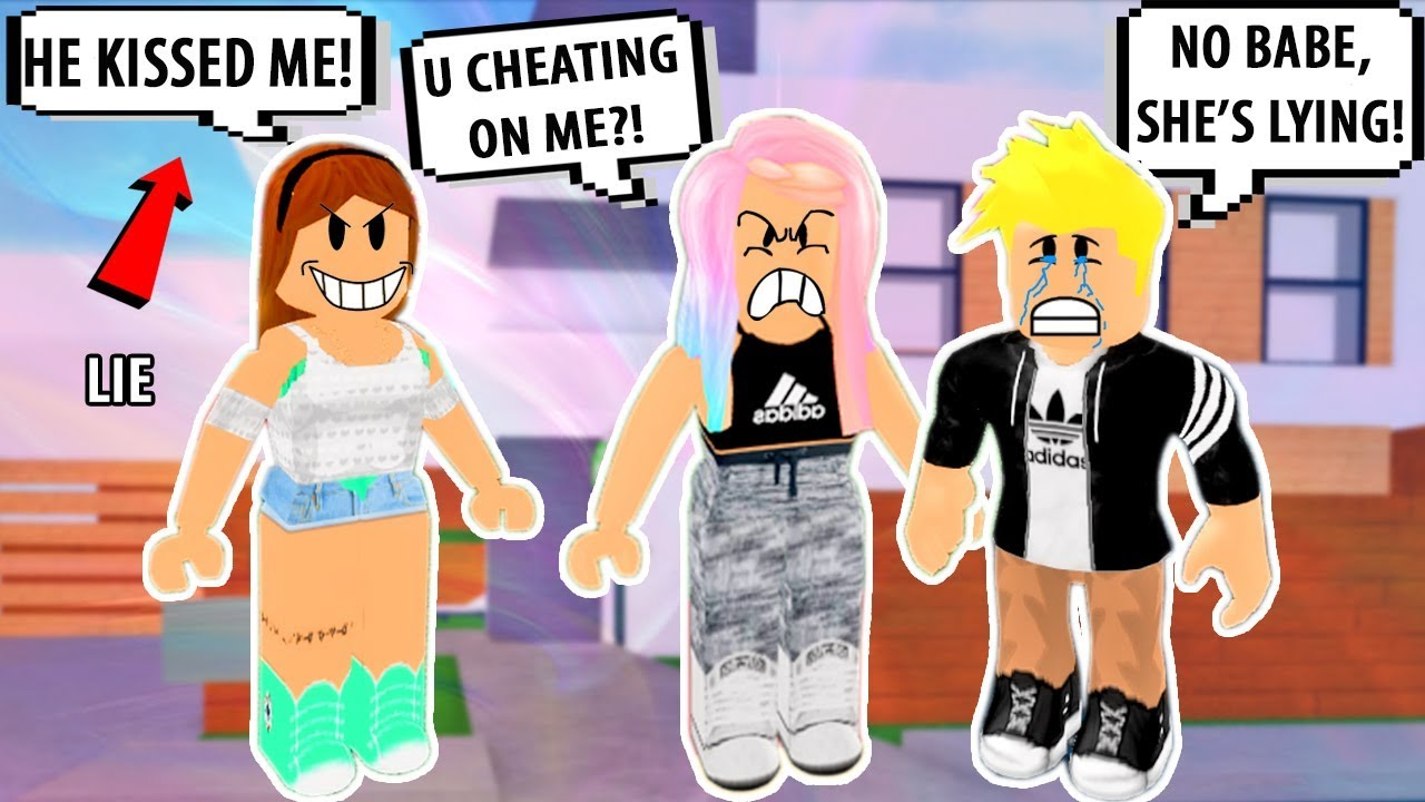 I RUINED THEIR RELATIONSHIP! Roblox Adopt And Raise A Cute Kid | Roblox Funny Moments