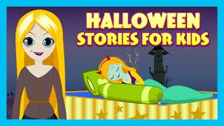 HALLOWEEN STORIES FOR KIDS | STORIES FOR KIDS | TRADITIONAL STORY | T-SERIES KIDS HUT