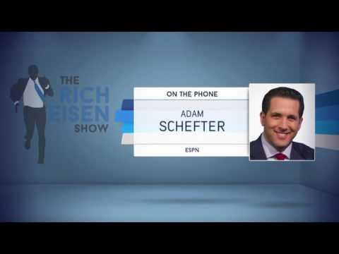 ESPN NFL Insider Adam Schefter on Why Their's Mo Talks About Josh Mcdaniels For HC Jobs - 12/22/16