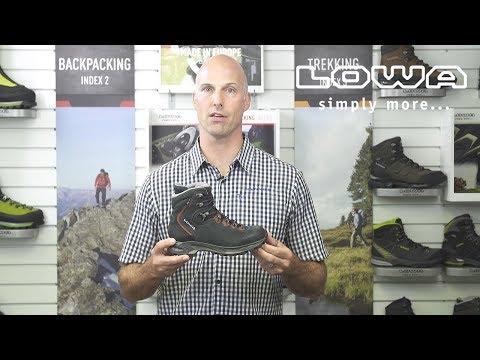 Introducing the women's trekking boot LOWA Mauria GTX Ws