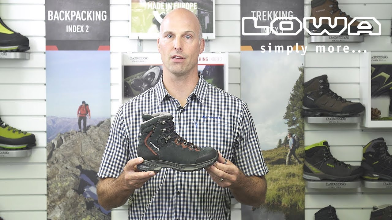 9771165ad16 Introducing the women's trekking boot LOWA Mauria GTX Ws