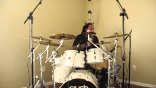 Aaliyah - Rock The Boat   Drum Cover