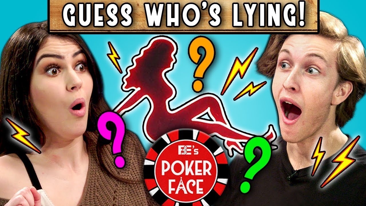 Can Friends Guess If Their Friend Is Lying? (Shock wand, Manure) | Poker Face