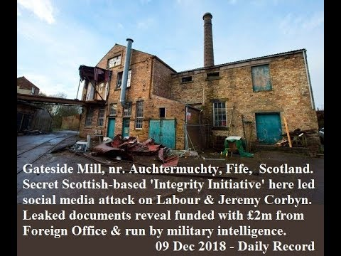 MI6: licence to undermine Corbyn. Government funding anti-Labour trolls on social media