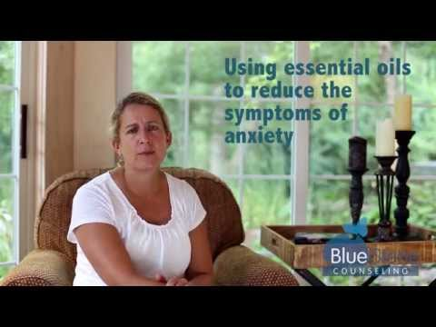 Using Essential Oils to Relieve Anxiety