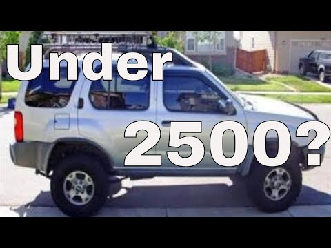 2001 Nissan Xterra | Read Owner and Expert Reviews, Prices