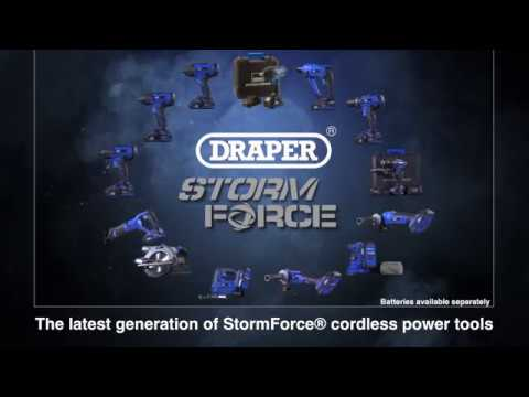 20v Cordless StormForce Range With Subtitles
