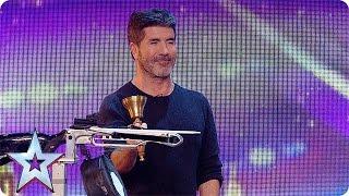 Preview: Ben Blaque puts Simon in the firing line | Britain's Got Talent 2016