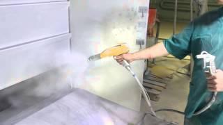 Самая мощная система аспирации для тупиковых кабин порошковой окраски(, 2015-04-20T08:03:30.000Z)