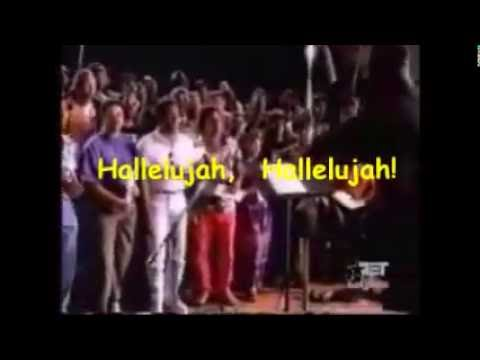 Hallelujah Chorus with lyrics