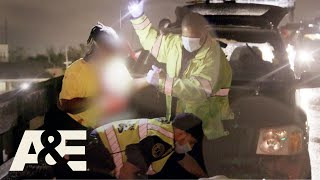 Nightwatch: Woman's Head Goes Through the Windshield (S5) | A&E