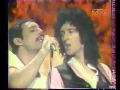 Queen TV6 (French TV) - Profil 6 -  1986