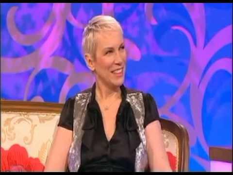 The Paul O'Grady Show - Annie Lennox Interview