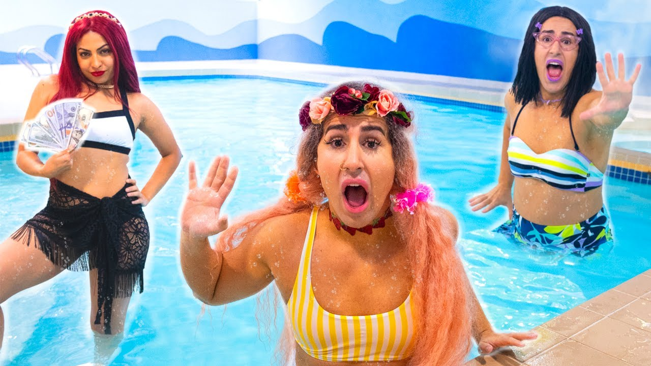 Download LAST TO LEAVE INDOOR SWIMMING POOL WINS $10,000!
