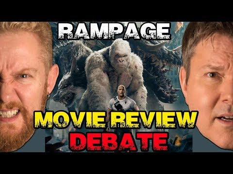 RAMPAGE Movie Review - Film Fury