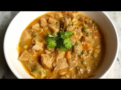 Hotel style vegetable kurma recipe mixed vegetable korma recipe