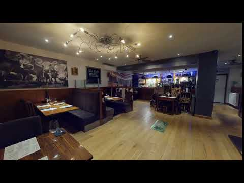 The Ilkley Cow After-Dark Virtual Tour