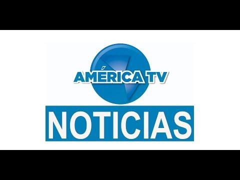 América TV Noticias - Emisión 21 - 4 de agosto de 2017