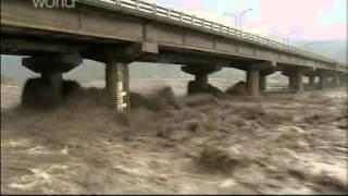 Большая вода - виды наводнений