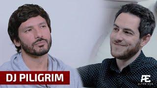 DJ Piligrim откровенно о прошлом, шоу-бизнесе и о том, почему нам всем стоит стать вегетарианцами