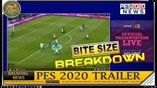 e3 2019 pes 2020 trailer video, e3 2019 pes 2020 trailer clips, clip