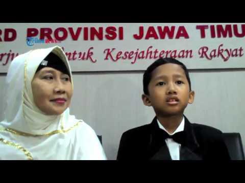 Patto Si Anak Jenius yang Baru Berumur 8 Tahun Senang Bisa Ikut UN SD