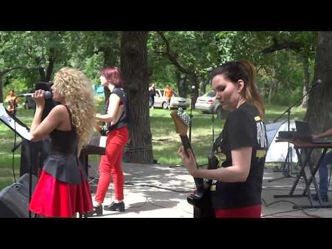 Клип Агония - Она и Байк