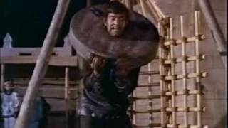 Stephen Boyd & Omar Sharif  - Caged Animal in