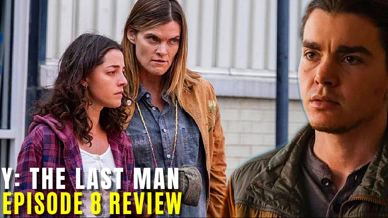 """Download Y: The Last Man FX on Hulu Episode 8 """"Ready. Aim. Fire."""" Recap & Review"""