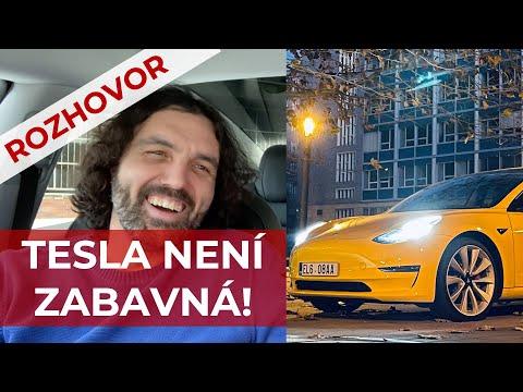 #258 Petr Mara: Tesla mě nebavila | Teslacek