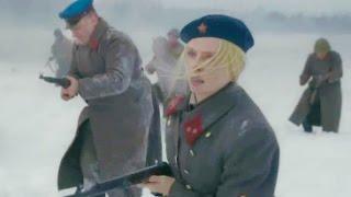 Прощаться не будем - русский Тизер-Трейлер (2017) Военный Детектив Фильм