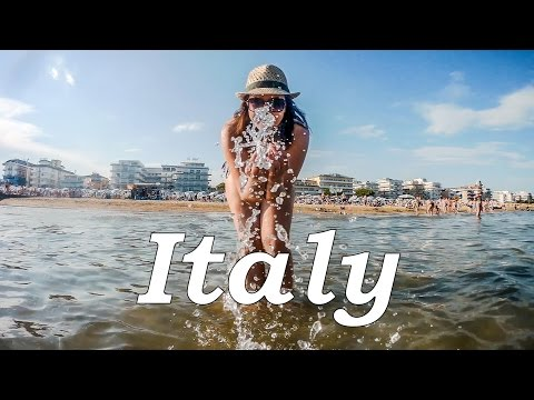 Travel: Holiday in Lido di Jesolo & Venice Italy 2016