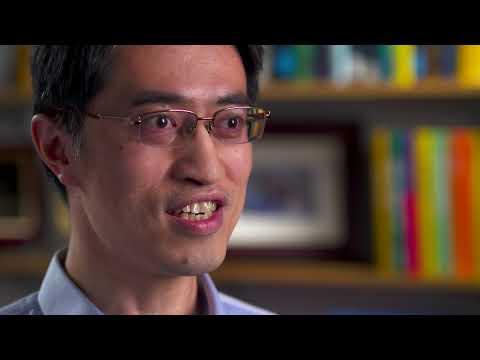 Cells to Cellphones - Professor Samuel Kou on YouTube