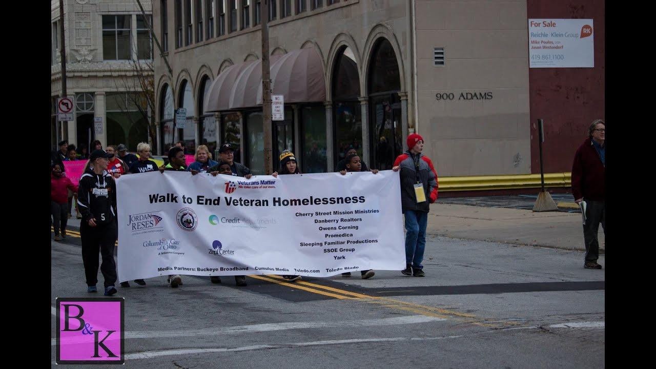 Veterans Matter Walk Toledo Tent City 720pHD & Veterans Matter Walk Toledo Tent City 720pHD - YouTube