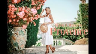 WHAT I WORE IN PROVENCE // OUTFIT DIARIES // FASHION MUMBLR