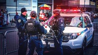 TERRORALARM - Anschlag in New York - Attentäter trug Sprengsatz am Körper - 11.12.2017