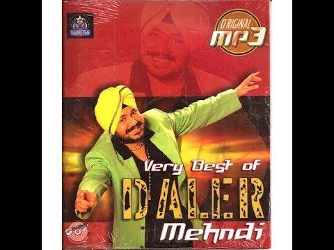Daler Mehndi Mega Mix Original