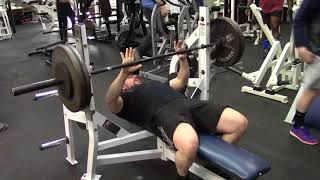 Recovery On A High Volume & Frequency Bench Press Program